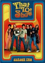 That 70s Show: Season 2, DVD Box Set, 2005, Complete 26 Episodes  - $14.99