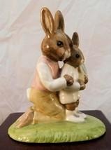 "Royal Doulton Bunnykins Figurine - ""Tennis Bunnykins"" DB278 - $23.74"