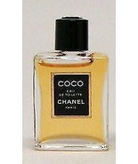 Chanel Coco Eau De Toilette Mini 0.4 Fl OZ PAris New York - $14.99