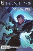 (CB-2) 2013 Dark Horse Comic Book: Halo - Initiation #2 - $2.00
