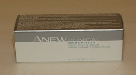 Avon ANEW Clinical Derma-Full X3 Facial Filling Serum Sealed 1.0 Oz. - $29.00