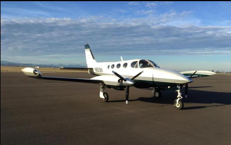 1978 Cessna 340A For Sale in Eugene, Oregon 97401