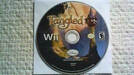 Tangled (Nintendo Wii, 2010) - $5.25