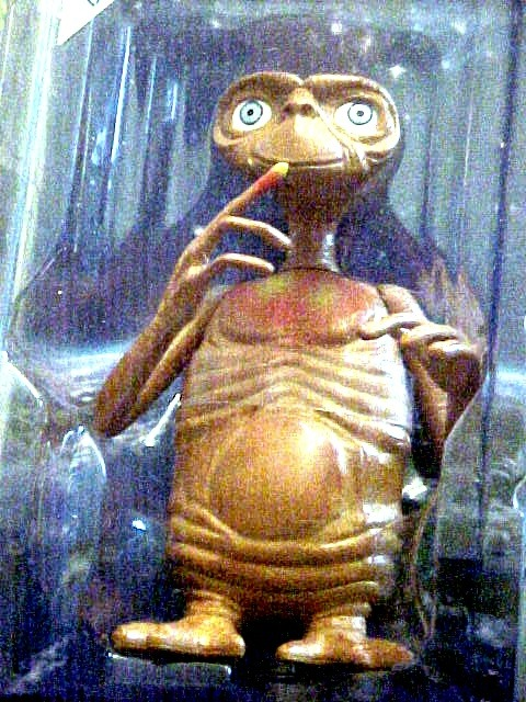 E.T. The Extra Terrestrial - Limited Edition -  E. T.