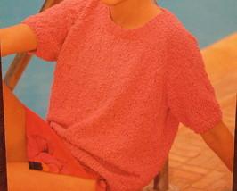 "EMU Coolspun Knitting Patterns ADULTS LADIES Sweater Bust 30"" - 40"" - $4.99"