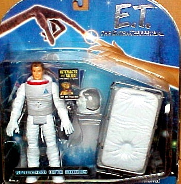 Interacative Spaceman from the Movie E.T. The Extra Terrestrial