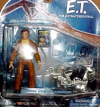 Interacative Keyman With Net Launcher  from the Movie E.T. The Extra Ter... - $13.95