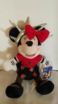"New Minnie Mouse ""I Love New York""  Plush Stuffed Animal  - $17.99"