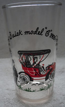 Vintage Swank Antique Buick Model T Drinking Glass - $6.99