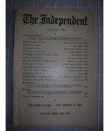 1901 ROBERT FROST 3rd nat'l appearance QUEST of ORCHIS - $1,200.00