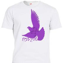 "Prince,Inspired Purple Rain ""Rip Doves Cry"" White T-SHIRT,T-941Wht,L@@K! - $14.49+"