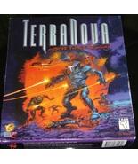 TERRANOVA STRIKE FOR CENTAURI RARE ORIGINAL BIG BOX RELEASE - $99.99