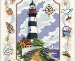Light house portrait cross stitch pattern thumb155 crop