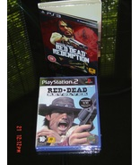 READ DEAD REMPTION LIMITED EDITION + RED DEAD REVOLVER NEW A - $199.99