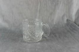 BATMAN FOREVER THE RIDDLER GLASS MUG FROM MCDONALDS MADE IN USA 1995 RARE - $10.44