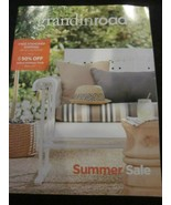 GRANDINROAD GRANDIN ROAD CATALOG JULY 2019 SUMMER SALE BRAND NEW - $9.99