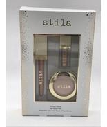 Stila KITTEN BLISS Eye & Lip Set 3 Piece Holiday Kit BNIB Authentic - $27.71