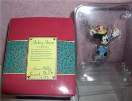 Disney Mickey Mouse Brave Little Tailor original Artist signature-ornament - $17.40