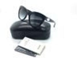 Coach Women Black Cats Eye New Sunglasses HC 8151 3N 500211 54 Plastic - $91.97