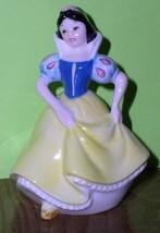 Disney Snow White Porcelain Figurine by Schmid - $89.77