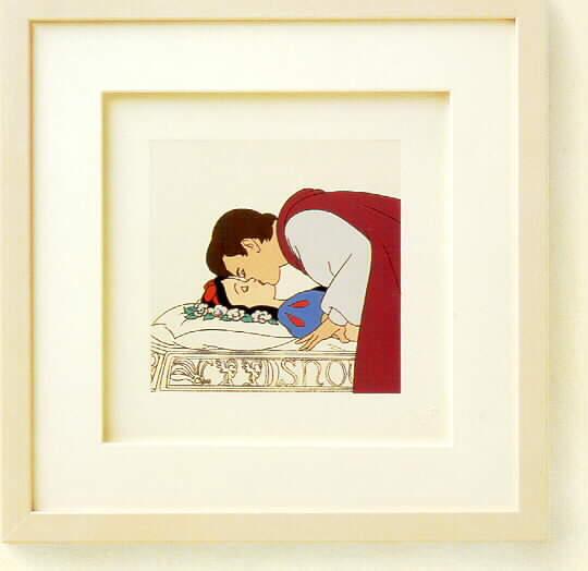 Disney  Snow White & Prince Charming  Framed  Art