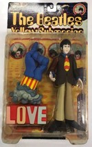 2000 Mcfarlane Toys The Beatles Yellow Submarine Paul With Glove & Love ... - $48.99