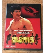 The Chinese Connection (DVD, Bruce Lee Classic) BRAND NEW / FACTORY SEALED - $29.99