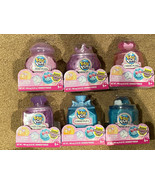 New PIKMI POPS Lot of 6 Surprise CHEEKI PUFFS Scented Shimmer Puff NIP A... - $22.76