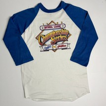 Vintage National League Championship Series1983 Dodgers vs Phillies TShirt - $59.40