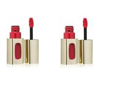 2 x  L'Oreal Paris Colour Riche Extraordinaire Lip Color, #303 Rouge Allegro - $8.86