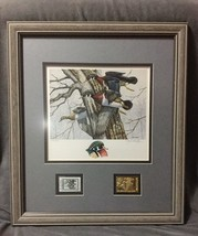 1992 Montana Waterfowl Stamp & Print - Limited Ed & Signed - Craig Phillips - $175.00