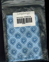 Longaberger MINI WASTE /  LARGE SPOON Liner Provincial Paisley New Liner - $11.76