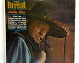 Tex Ritter Border Affair LP Vinyl Album Record 1963 Capitol T1910