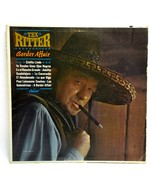 Tex Ritter Border Affair LP Vinyl Album Record 1963 Capitol T1910 - $7.40