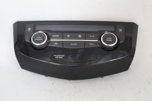 Primary image for 2015 KIA SEDONA AC HEATER TEMPERATURE CLIMATE CONTROL PANEL 275004BA0A OEM