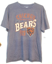 NFL Team Apparel Mens Chicago Bears Monsters of the Midway T-Shirt Sz Lg XL NWT - $18.99