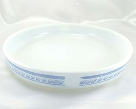 "Pyrex 486 Brittany Blue 9½"" Vintage Quiche Tart Torte Pie Dish Made in t... - $16.95"