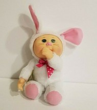 Cabbage Patch Kids Cuties Forest Friends #38 Honey Bunny NWT Pink Bunny Nose CPK - $22.30