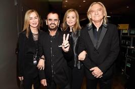 Barbara Bach , Ringo Starr , Marjorie Bach and Joe Walsh  - $7.18