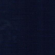 Longaberger Carry Along II / Harvest Basket Liner ~Indigo Over the edge - $14.64