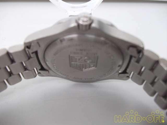 Tag Heuer Professional 200M Mk4349 Wk1112 Quartz Analog Watch image 2