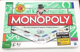 NIB FACTORY SEALED Hasbro Gaming Monopoly Speed Die Edition 2-8 Player A... - $19.95
