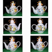 Disney Tigger Eeyore Winnie Teapot  Dish Washer safe - $195.99