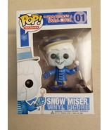 Funko Pops Pop Vinyl Figure Year without Santa Claus Snow Miser 01 NEW - $373.07