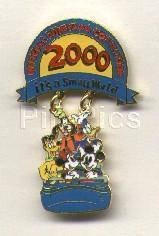 Disneyana Convention - Dangle 2000 WDW /PINS Make Offer