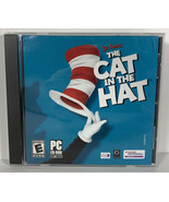 Cat in the Hat Official Movie Game PC CD-ROM 2003 Dr Seuss Windows Unive... - $9.89