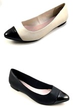 Restricted Gremlin Beige Pointed Toe Flats Size 10 - $39.20