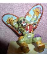 Emmett Kelly Jr. flying circus clown  ornament - $19.14