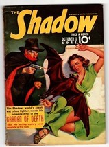 Shadow 1941 Oct 1- Street And SMITH-Pulp Magazine - $200.06