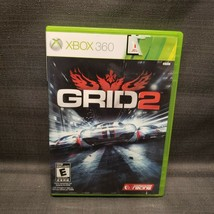 GRID 2 (Microsoft Xbox 360, 2013) Video Game - $12.82
